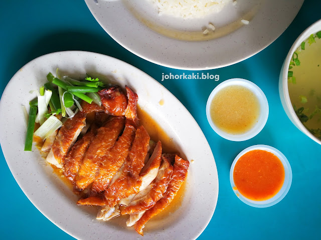 Zengji-Hainanese-Chicken-Rice-Kaki-Bukit-Food-Centre-Bedok