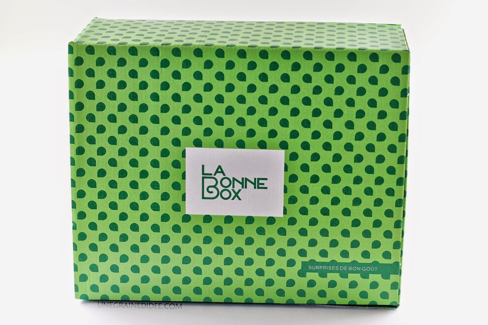 La Bonne Box Avril 2015