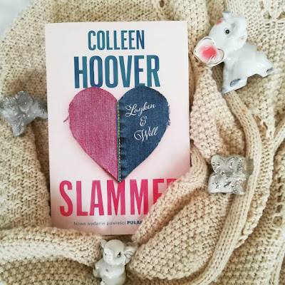 Recenzja Slammed & Slammed Book TAG
