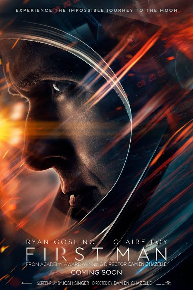 Segundo Trailer Official de 'First Man 2018' con Ryan Gosling