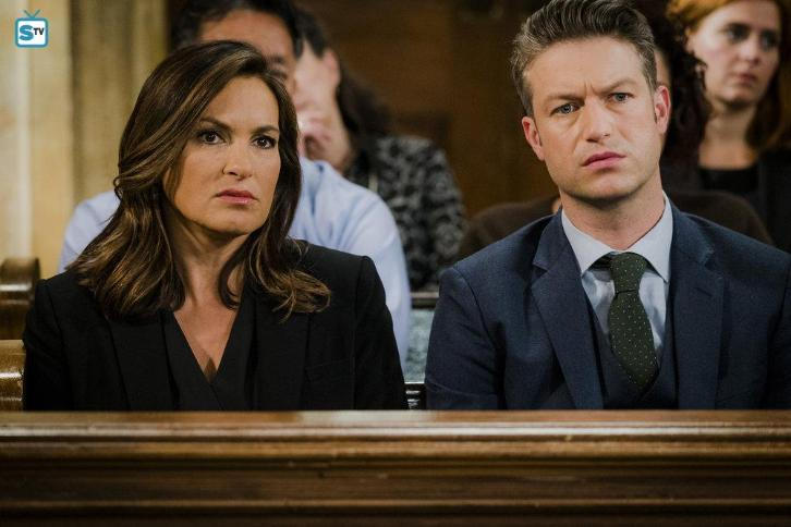 Law and Order: SVU - Episode 18.04 - Heightened Emotions - Promo, Sneak Peeks, Promotional Photos & Press Release