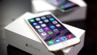 Vỏ iPhone 6s plus mạ vàng