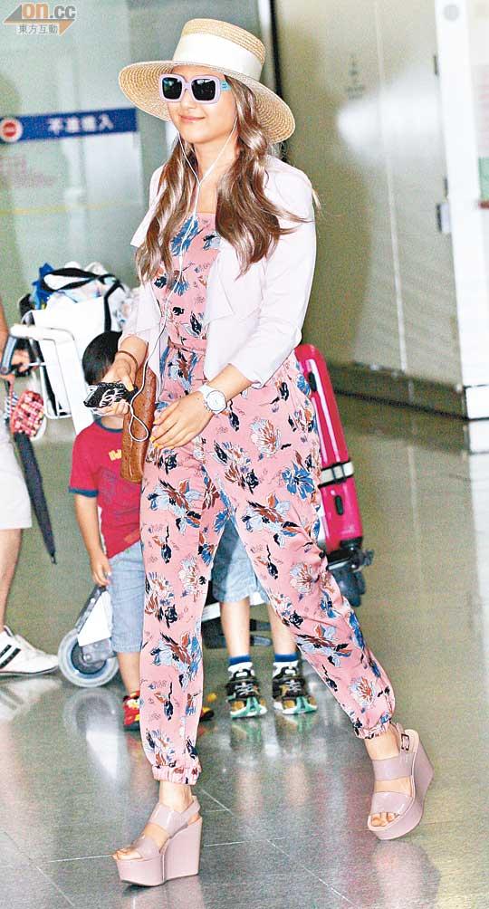 TVB Celebrity News: Florinda Ho: I am dating Joel Chan