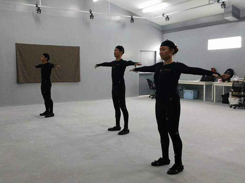 Synergy 88 Studios has Acquired State-of-the-Art Motion Capture System