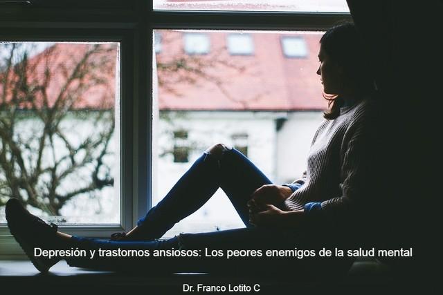 Depresión y trastornos ansiosos