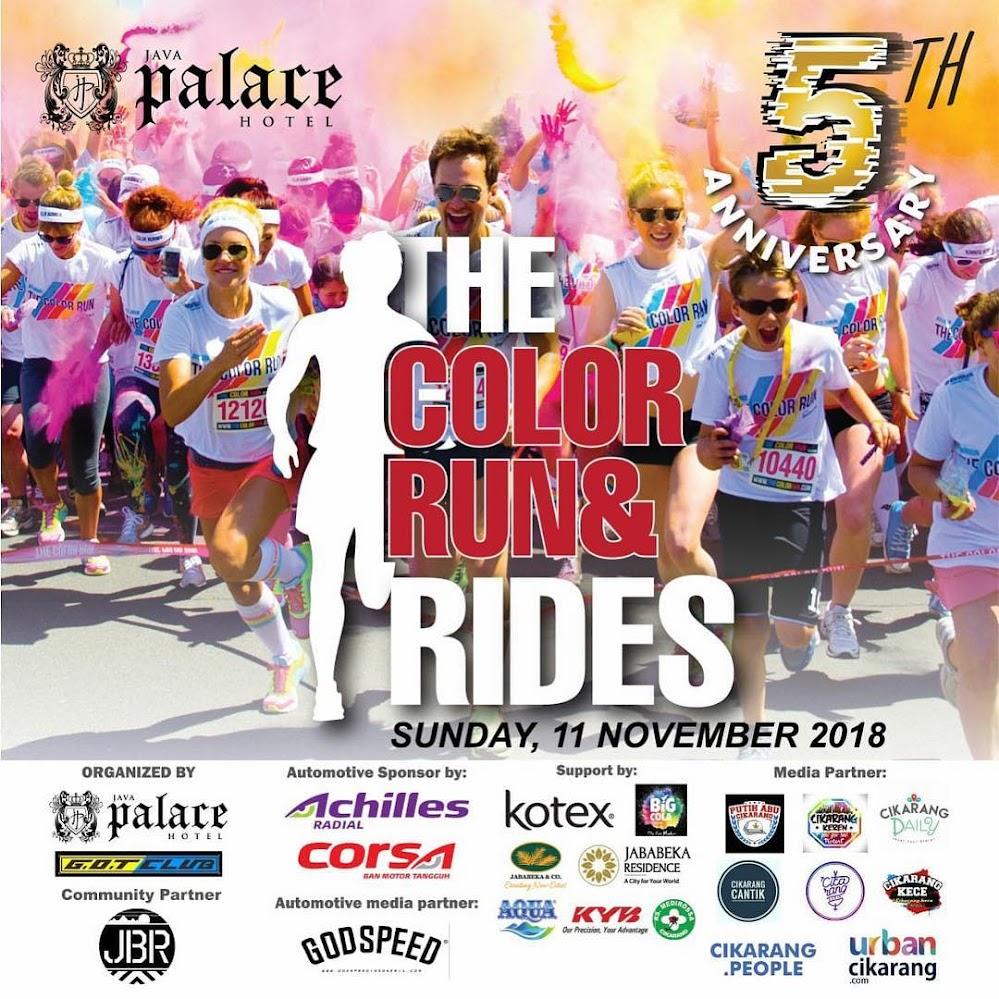 Color Run & Rides • 2018