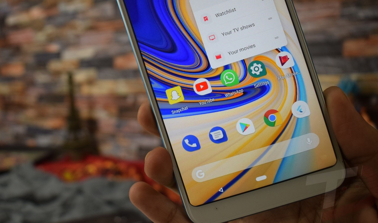 Download Galaxy Tab S4 Beautiful Official Wallpaper