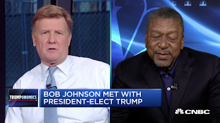 BET Founder, After Meeting With Trump, Says Blacks Should Give President-Elect A Shot