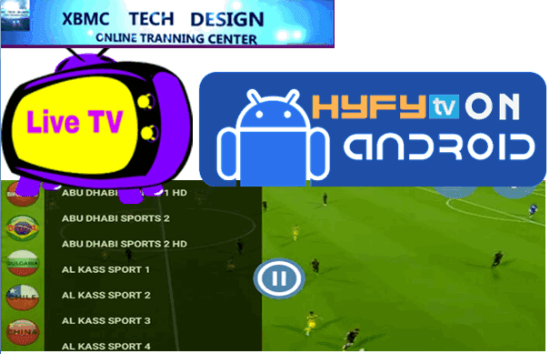 Download HYFY TV APK- FREE (Live) Channel Stream Update(Pro) IPTV Apk For Android Streaming World Live Tv ,TV Shows,Sports,Movie on Android Quick HYFY6.0 IPTV Beta IPTV APK- FREE (Live) Channel Stream Update(Pro)IPTV Android Apk Watch World Premium Cable Live Channel or TV Shows on Android