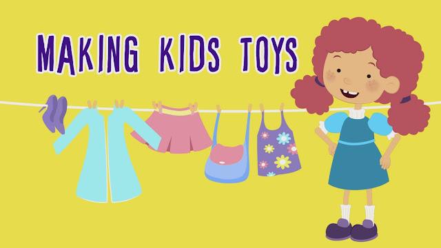 Making Kids Toys