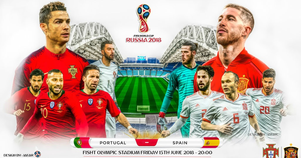 La Furia Roja VS. Seleção in the 2018 World Cup. Get ready to Watch Fantastic Match in Russia