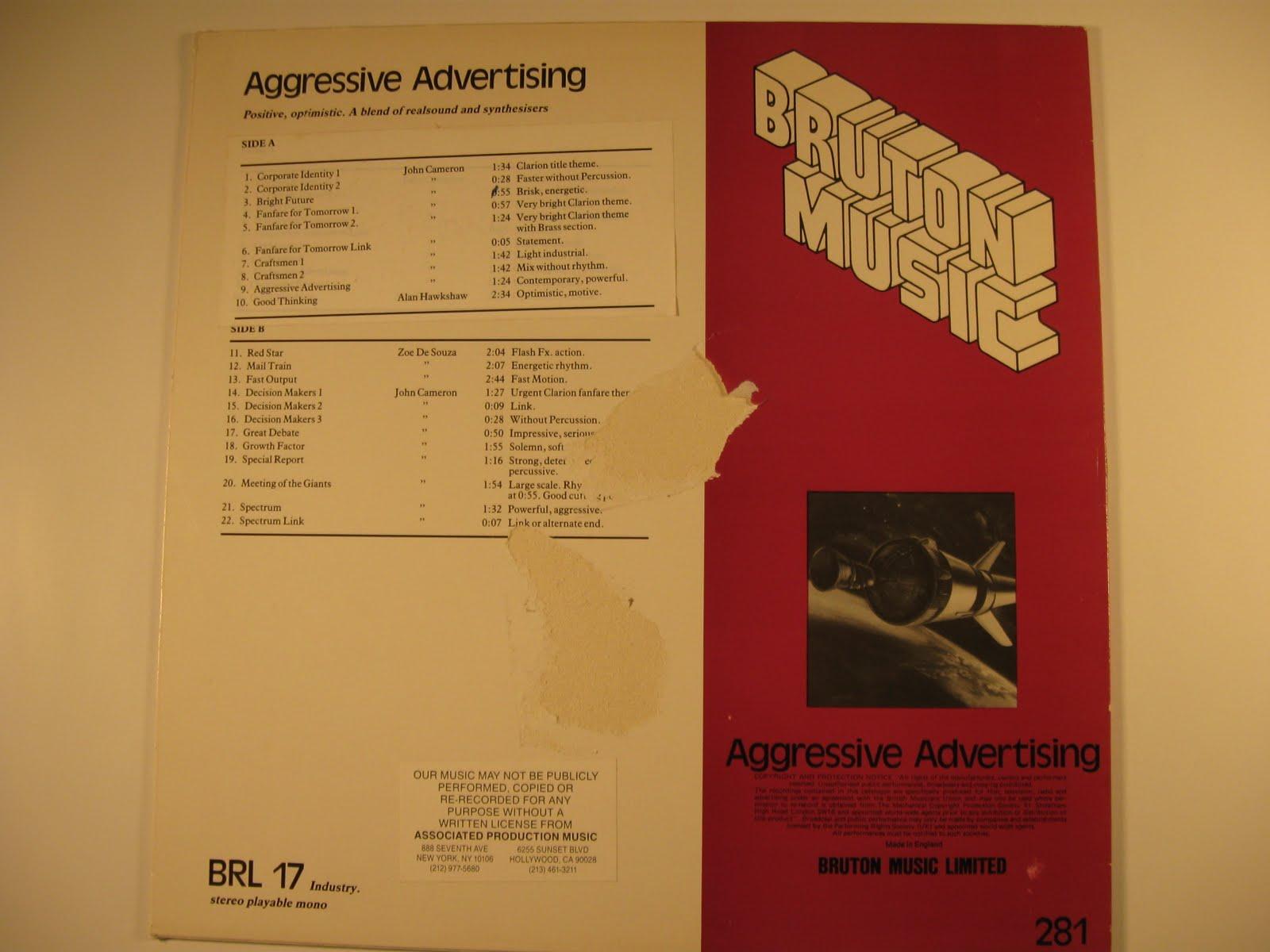 Advertising: It's Everywhere