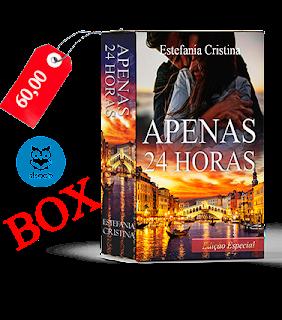 [BOX] APENAS 24 HORAS [3 UNIDADES]  60,00