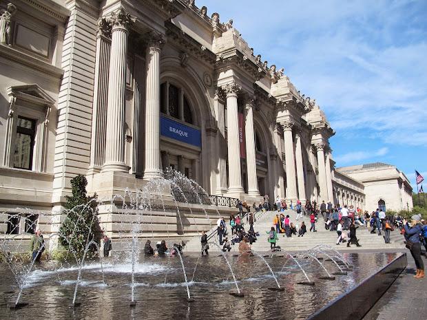 Big Apple Secrets Metropolitan Museum Of Art Unfinished