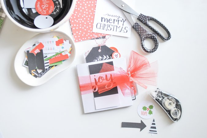 Last Minute Gift Idea with Illustrated Faith and Bella Blvd by Jamie Pate  |  @jamiepate for @bellablvd