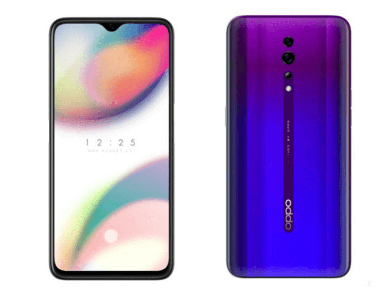 OPPO Reno Z with SD710, USB-C, 48MP cam, 32MP selfie cam announced