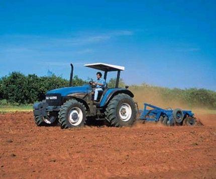 Cultivo de arroz etapas para el cultivo de arroz - Preparacion de la tierra para sembrar ...
