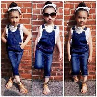 Foto Anak Perempuan Cantik Termodis