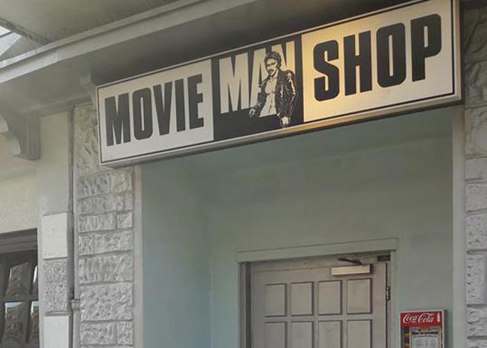 Retro porn film