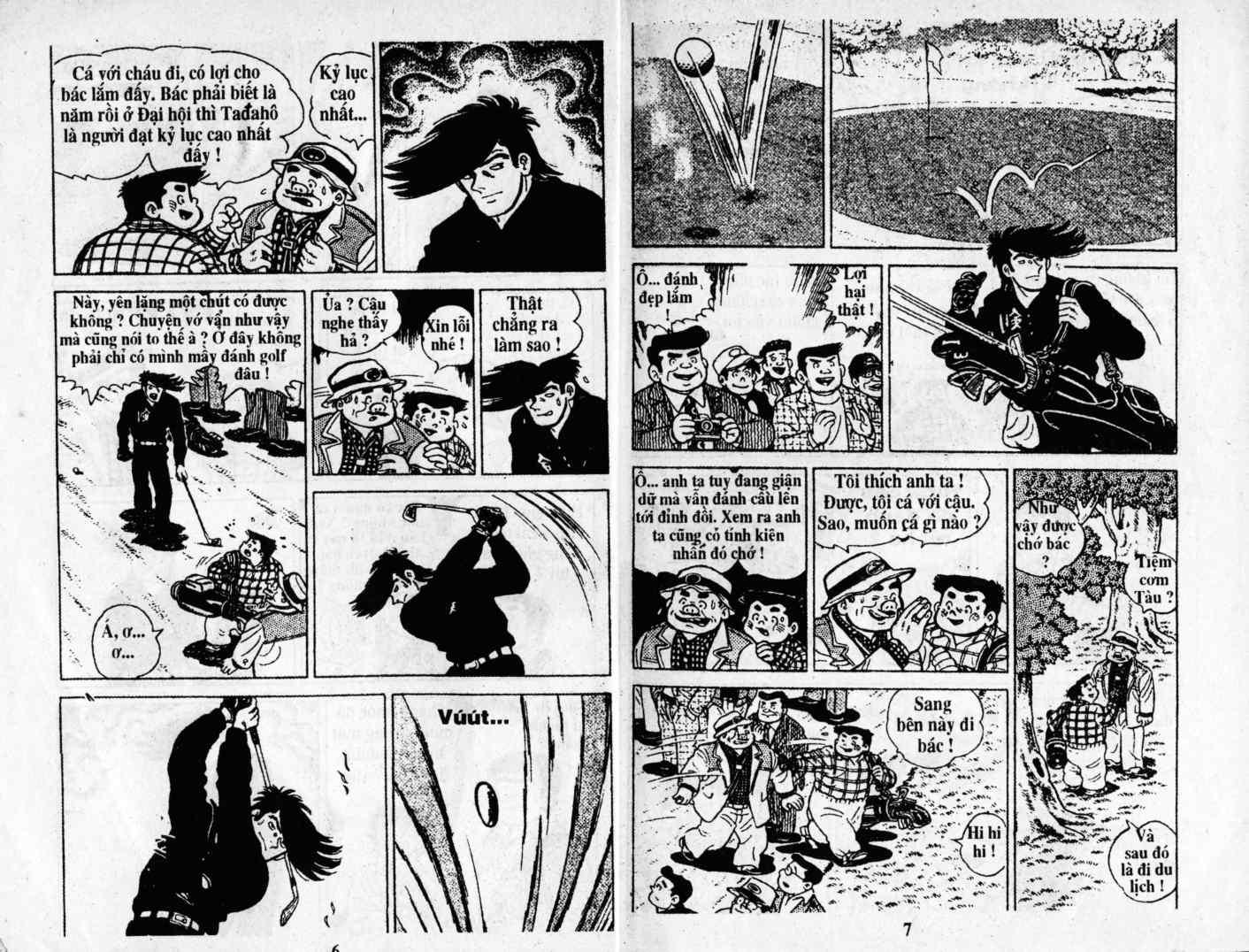 Ashita Tenki ni Naare chapter 5 trang 2