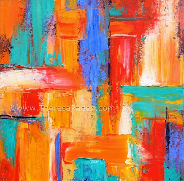 South West Abstract Art Paintings