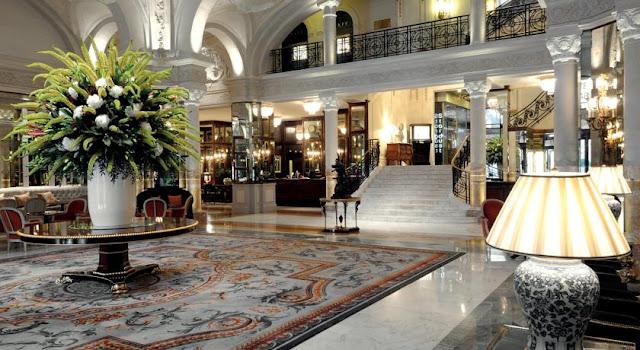 Hotel de Paris em Mônaco