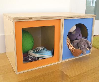 Toy Storage Baby Room Diy