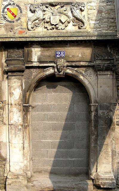 ROSIERES-AUX-SALINES (54) - A la découverte du village !