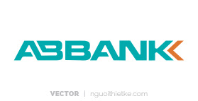 Logo ngân hàng ABBANK vector