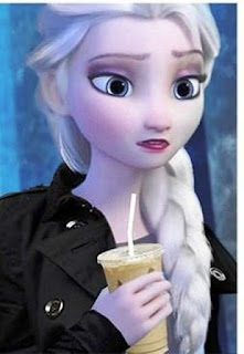 Elsa Frozen wallpaper keren