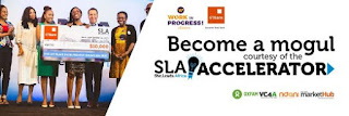She Leads Africa (SLA) Accelerator Program for Female Entrepreneurs