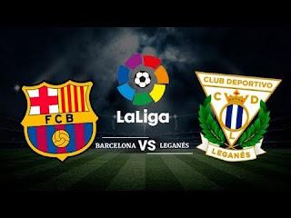 koora live مشاهدة مباراة برشلونة وليغانيس بث مباشر اليوم 20/1/2019 الدوري الاسباني
