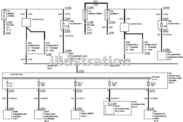 2002 Ford Focus Radio Wiring Diagram – Readingrat Net