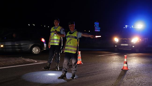 Car ramming east of Paris kills girl, terrorism ruled out