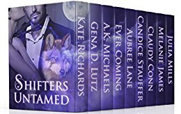 Shifters Untamed by Various Authors (PNR)