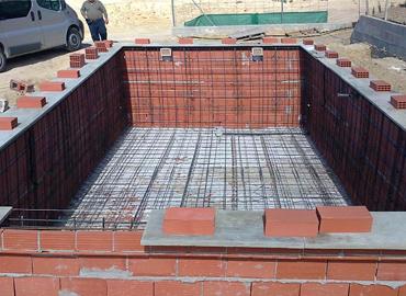 Ibercons arquitectura dise o dise o y construcci n de for Cisternas de cemento