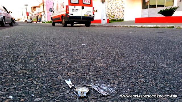 Cerca de 49 mil jovens foram vítimas de acidentes de trânsito no país, motocicleta lidera