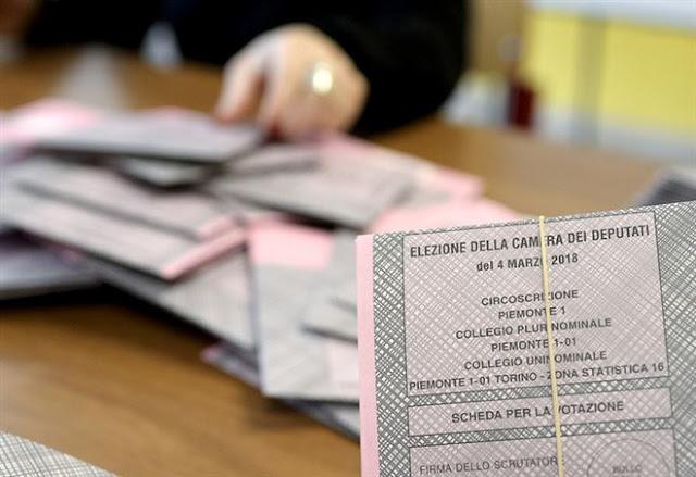Buongiornolink - Risultato elezioni politiche 2018? Un paese spaccato in tre