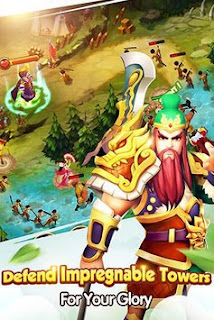 Defense of Three Kingdoms Apk [LAST VERSION] - Free Download Android Game