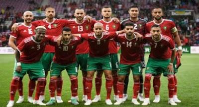 اللاعب يوسف آيت بناصر يغادر معسكر المنتخب المغربي لهذا السبب