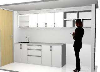 Desain Dapur Set Untuk Kantor