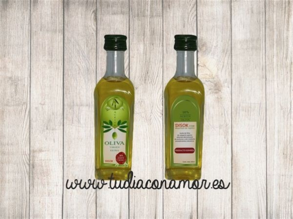 Regalad botellas de aceite virgen extra en vuestra boda y triunfaréis con vuestros invitados más cocinillas