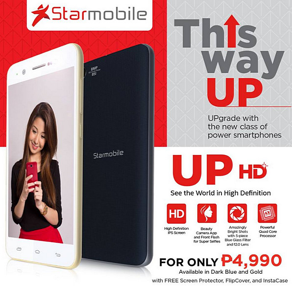 Starmobile Up HD