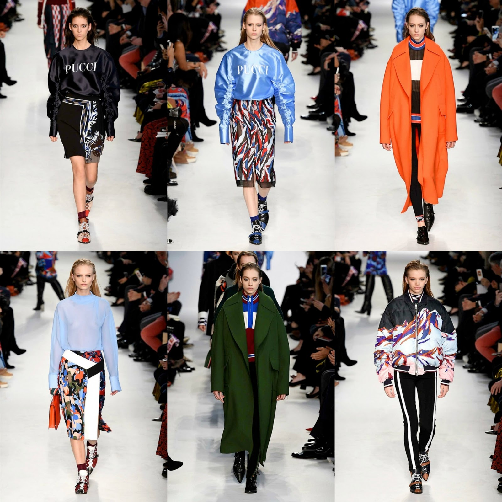 Eniwhere Fashion - sfilate - Milano Fashion Week - Emilio Pucci