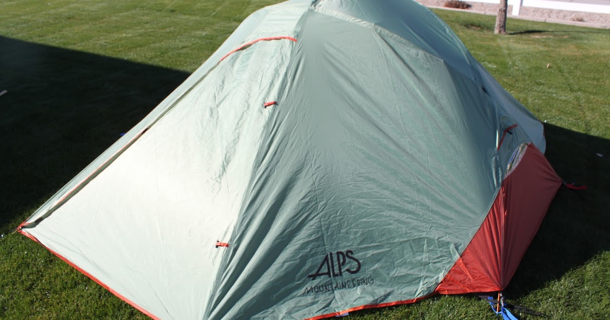 Stereowise Plus: Alps Mountaineering Extreme 2 Backpacking Tent Review