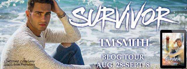Blog Tour: Guestpost & Giveaway -- TM Smith - Survivor