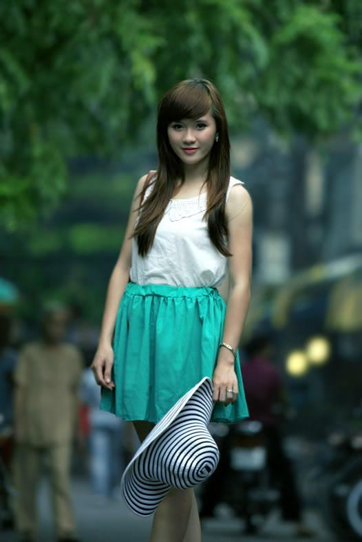 miss teen vietnam 2011 part 7 - Vietnamese girls