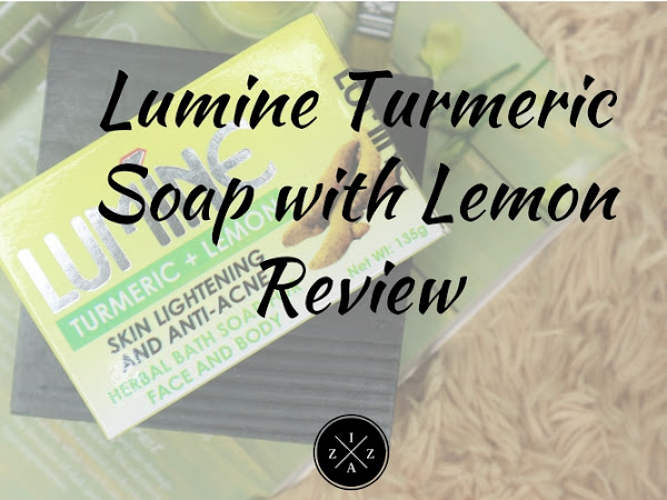 Lumine Turmeric Soap with Lemon Review