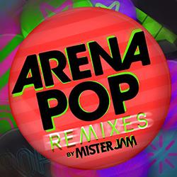 Arena Pop Remixes 2016 Arena Pop Remixes Frente
