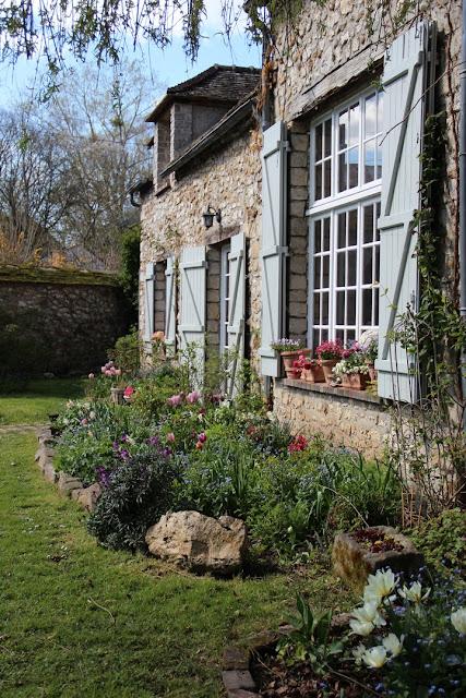 Derri re les murs de mon jardin - Derriere les murs de mon jardin ...